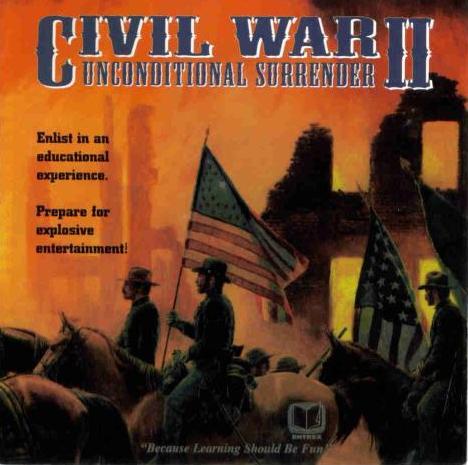 Civil war ii unconditional surrender